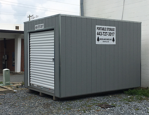 Commercial Portable Storage Delmarva