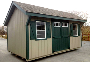 Sussex County DE Storage Sheds