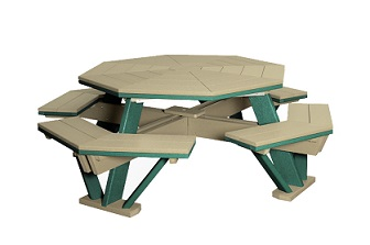 Poly Picnic Tables Eastern Shore