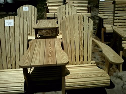 Queen Annes County Maryland Wood Lawn Furniture